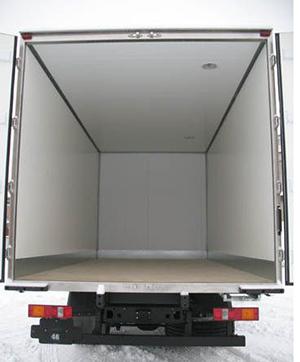 маз 5 тонн кузов фургона