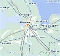 грузоперевозки воронеж -санкт-петербург