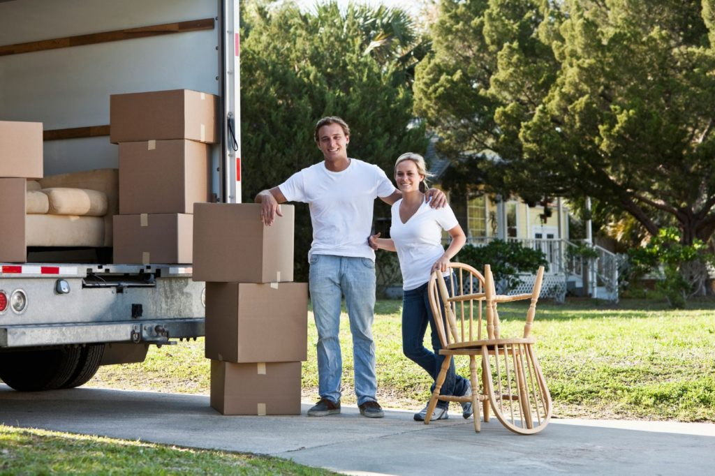 квартирный переезд услуги