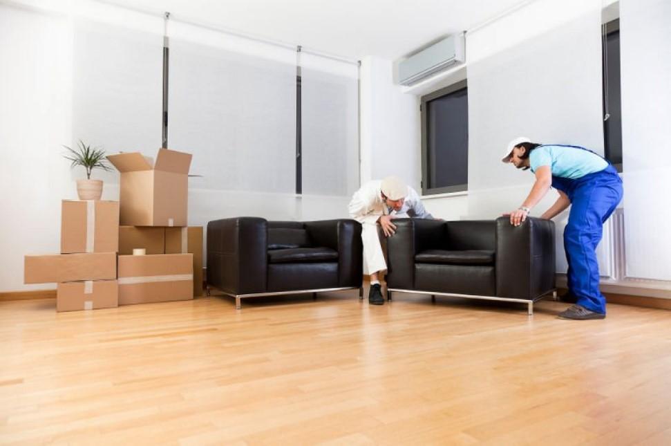 перевезти мебель