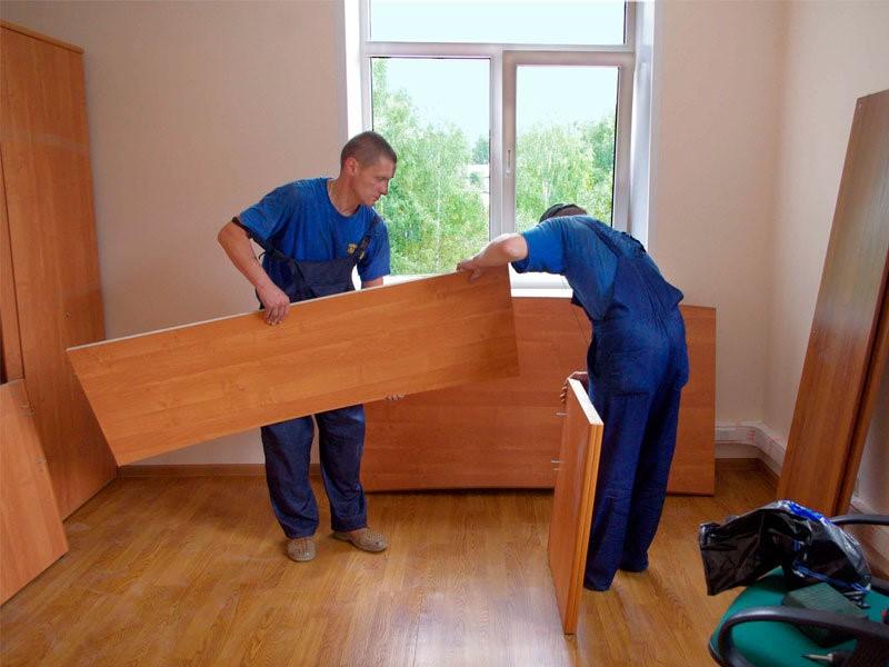 перевозка мебели корпусной