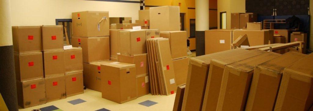 перевозка мебели упаковка